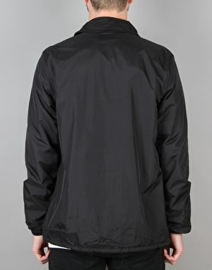 The Hundreds Ruthless Coach Jacket - Black