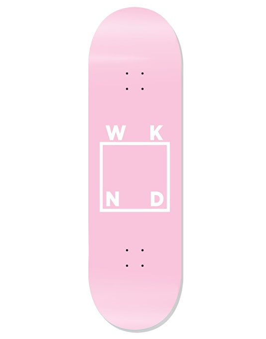 WKND Logo Team Deck - 8.38""