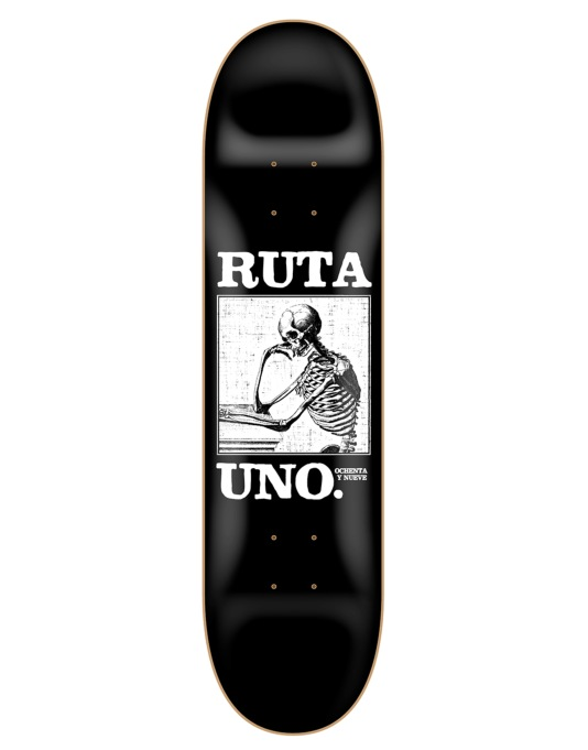 Route One Sentada La Muerte Team Deck - 8""