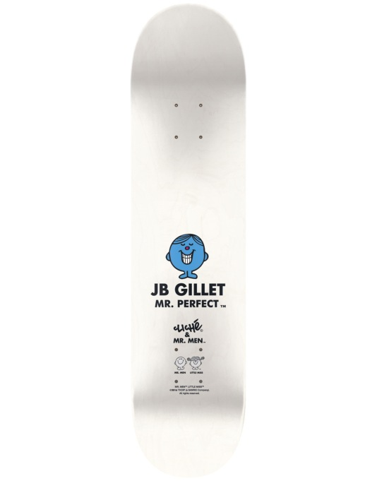 Cliché x Mr. Men Gillet Paint Pen Pro Deck - 8.125""