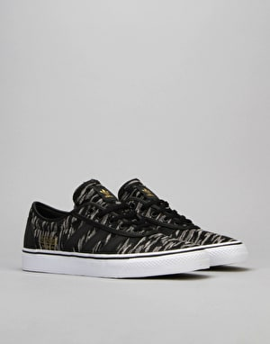 Adidas Adi-Ease Skate Shoes - Core Black/Core Black/FTWR White