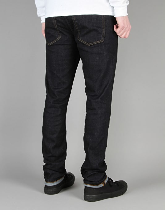 Route One Skinny Denim Jeans - Raw