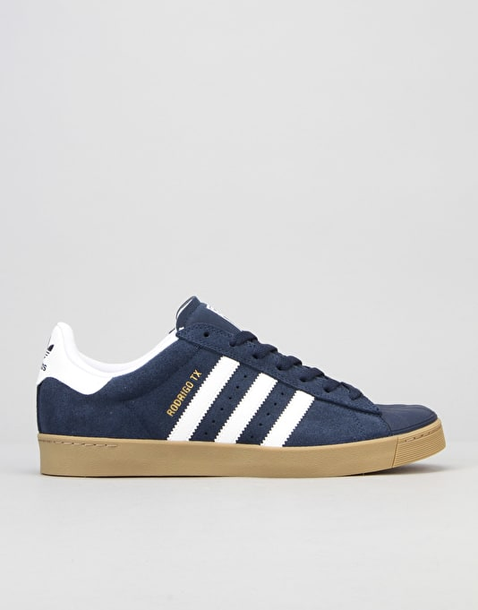 Cheap Adidas superstar vulc adv white \\ u0026 black shoes Save