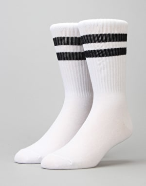 Carhartt College Socks - White/Navy