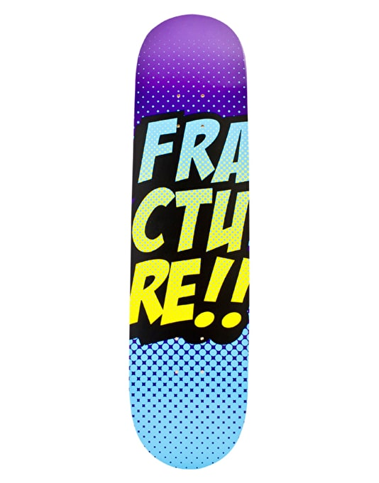 Fracture Comic VT Team Deck - 7.75""