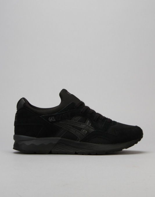Asics Gel-Lyte V Shoes - Black/Black