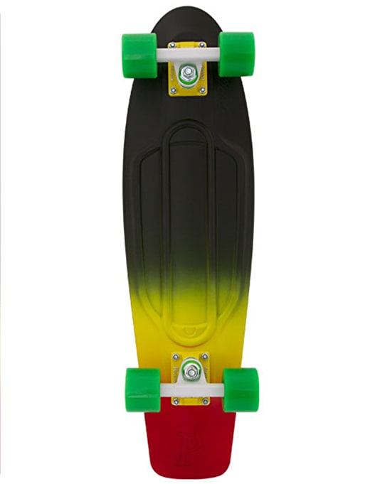 "Penny Skateboards Fade 2016 Nickel Classic Cruiser - 27"" - Caribbean"