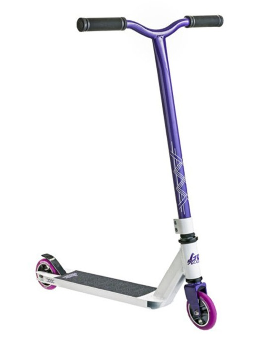 Grit Extremist 2016 Scooter - White/Purple