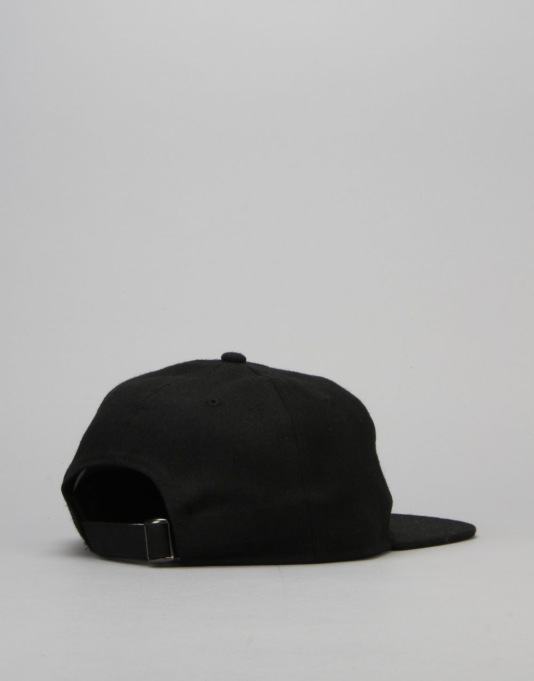 Route One Timeless Unstructured Cap - Black