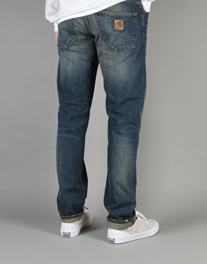 Carhartt Klondike Denim II - Blue Coast Washed