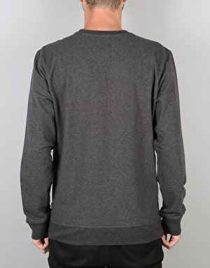 Patagonia Flying Fish Midweight Crew Sweatshirt - Black