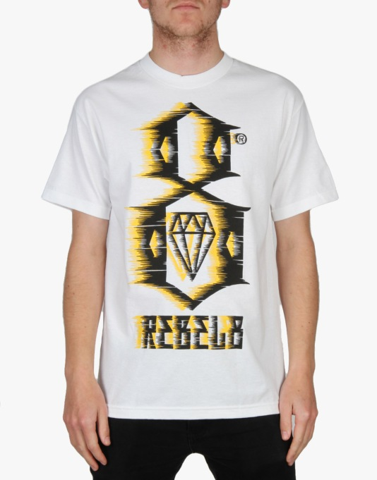 Rebel8 88 MPH T-Shirt - White