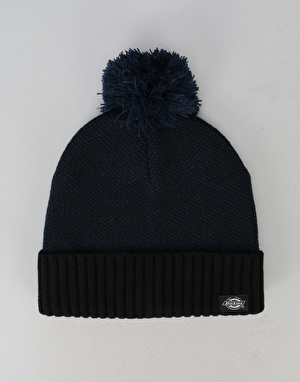 Dickies Jonesville Bobble Beanie - Dark Navy