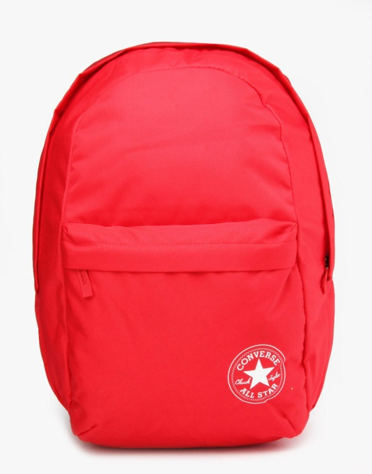 Converse Playback Backpack - Varsity Red
