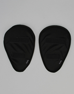 Footprint 13mm Hip Pad - Black