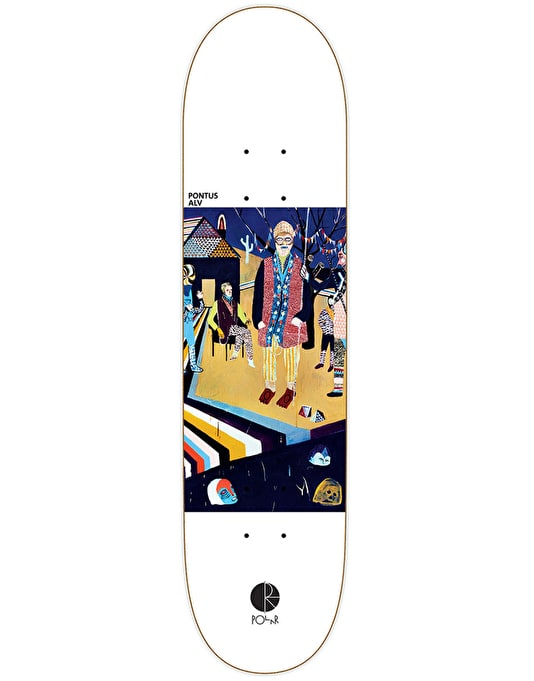 Polar Alv AMTK Nothing's Changed Pro Deck - 8.125""