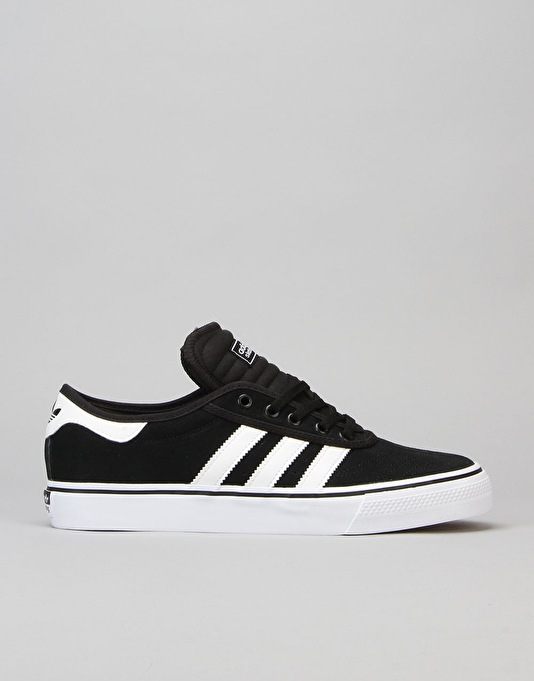 Adidas Adi-Ease Premiere ADV Skate Shoes - Core Black/White/White