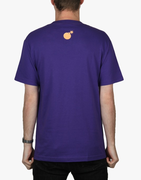 The Hundreds Dusk T-Shirt - Purple