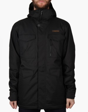 Burton Covert 2016 Snowboard Jacket - True Black