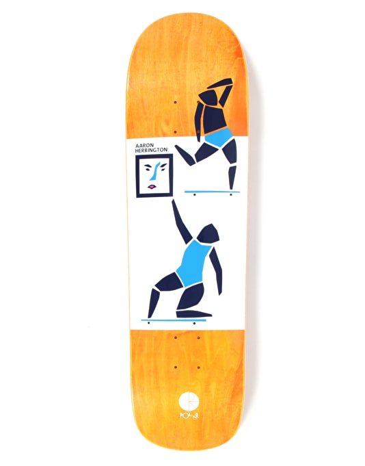 Polar Herrington Two Figures One Painting Pro Deck - P8 Shape 8.8""
