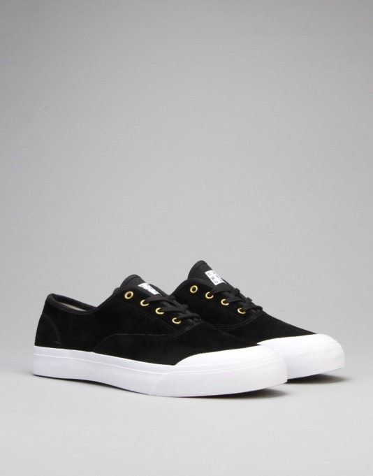 HUF Cromer Skate Shoes - Black