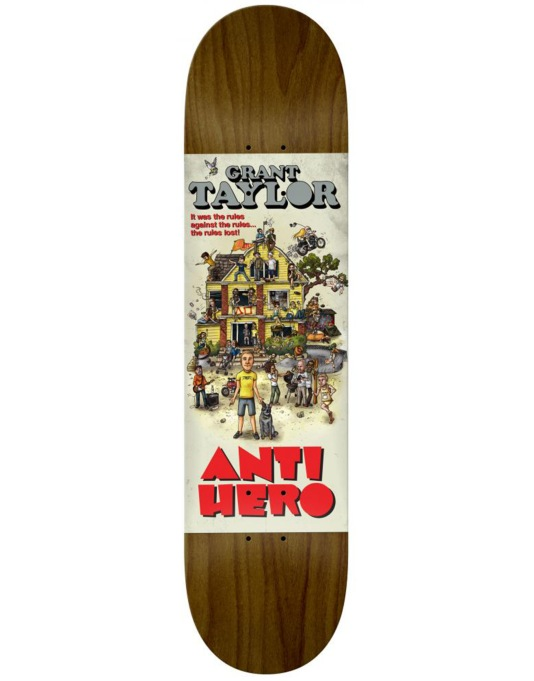 Anti Hero Taylor Strat House Pro Deck - 8.06""