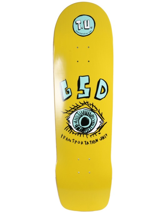 Transportation Unit G.S.D Special Projects Team Deck - 9.125""
