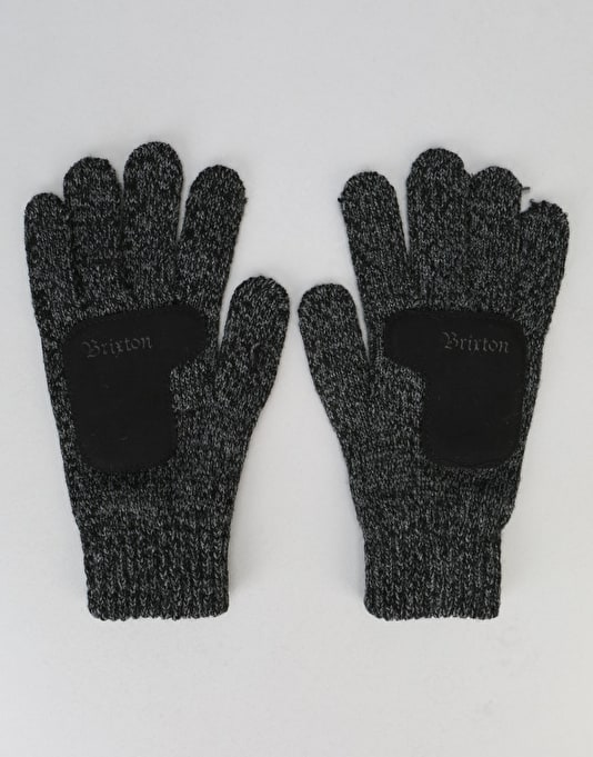 Brixton Butcher II Gloves - Heather Blue