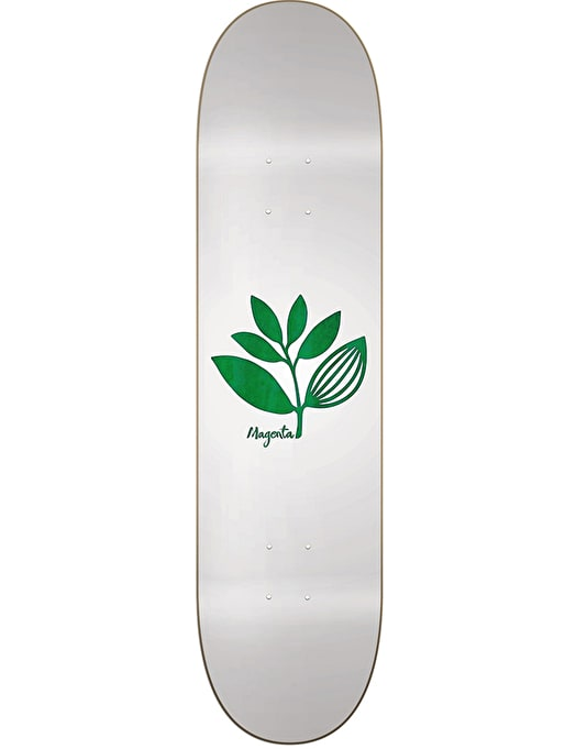 Magenta Wood Team Deck - 8.25""
