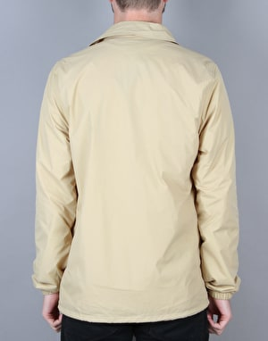 The Hundreds Ruthless Coach Jacket - Khaki