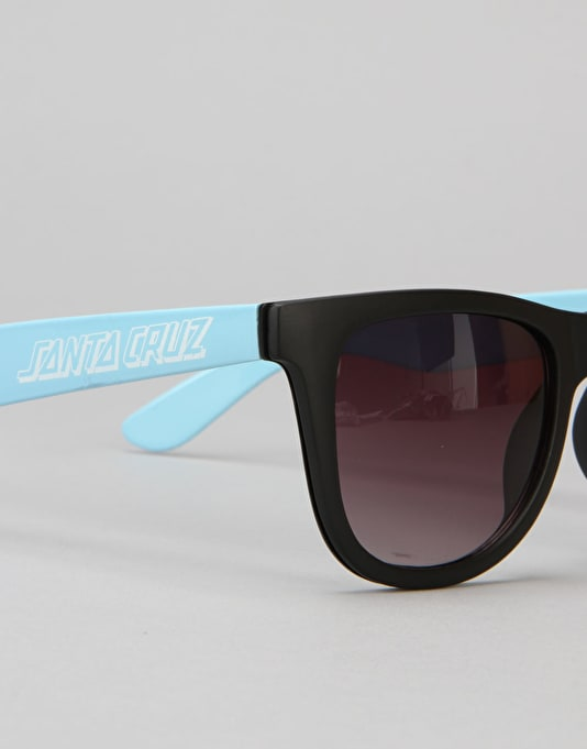 Santa Cruz Capitola Sunglasses - Sky/Black