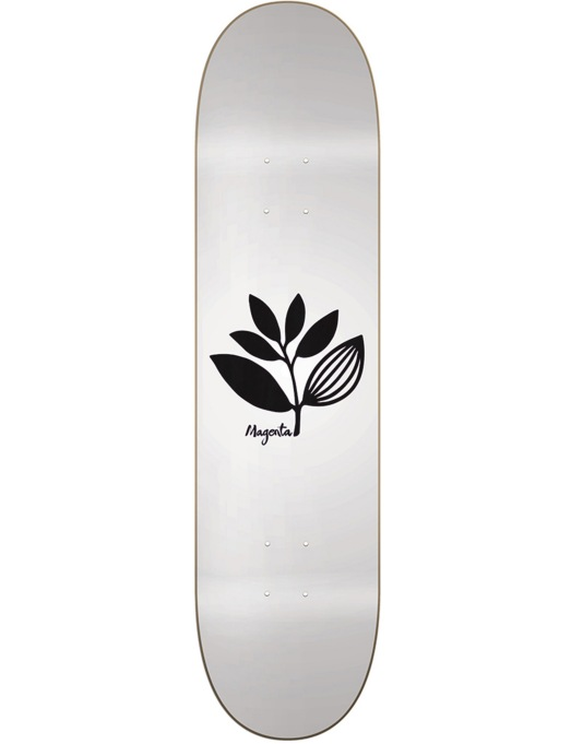 Magenta Wood Team Deck - 8.5""