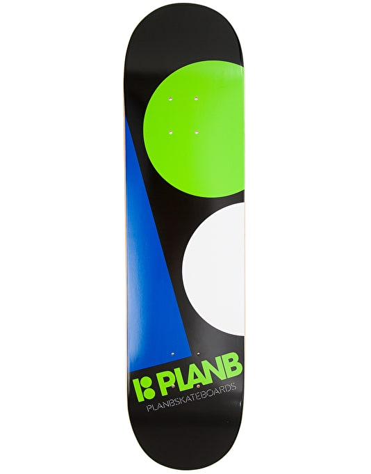 Plan B Massive Team Deck - 7.75""