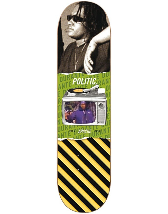 Politic Fallen Heroes Subroc Team Deck - 8.25""