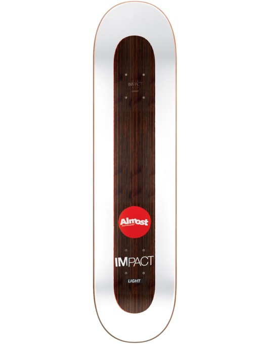 """Almost Willow Insta Gold Impact Light Pro Deck - 8"""""""