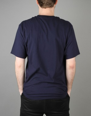 Stüssy No. 4 T-Shirt - Navy