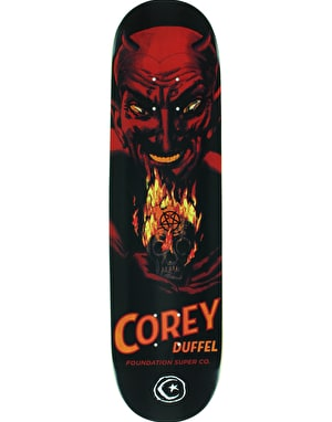 Foundation Duffel Horror Pro Deck - 8