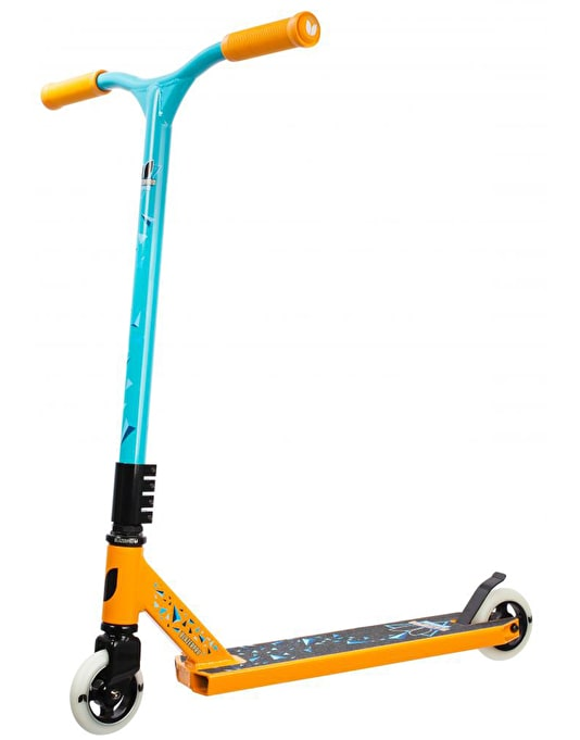 Blazer Pro Cyclone Scooter - Orange/Blue