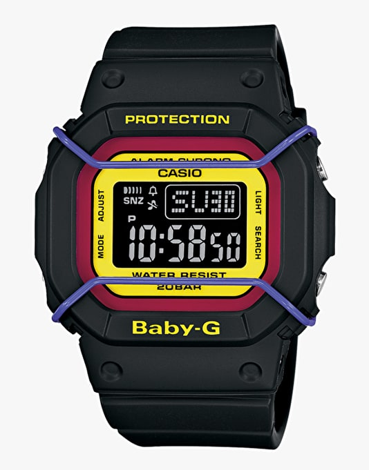 Baby-G BGD-501-1B Watch - Black