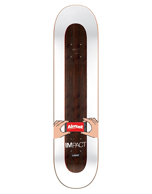 Almost Willow Face Recognition Impact Light Pro Deck - 8""