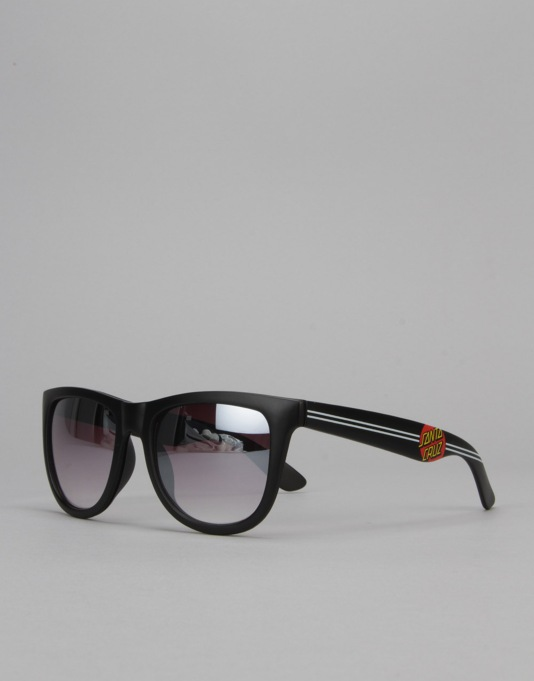 Santa Cruz Classic Dot Sunglasses - Black