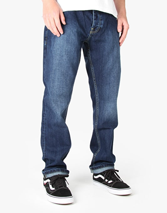 Dickies Michigan Denim Jeans - Stonewash
