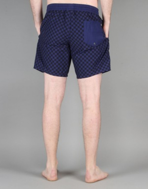 Vans Sloat II Decksider Shorts - Blueprint/Black