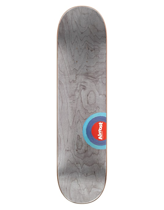"""Almost x B.Lotti Mullen Painted Rings Impact Support Pro Deck - 7.75"""""""