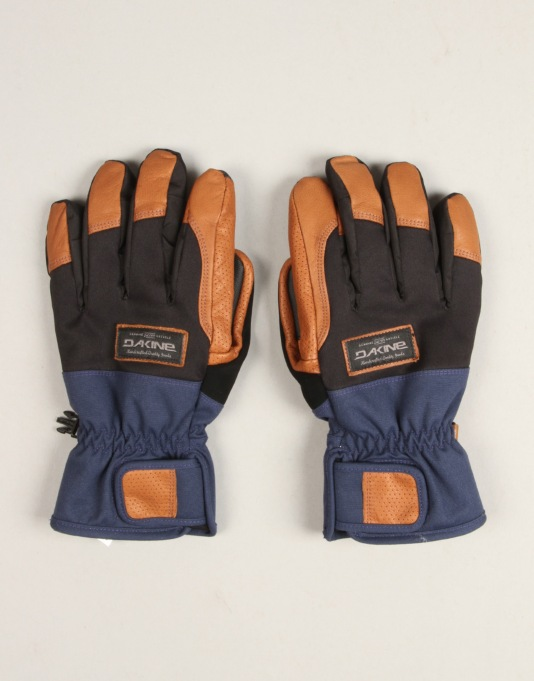 Dakine Charger 2016 Snowboard Gloves - Midnight