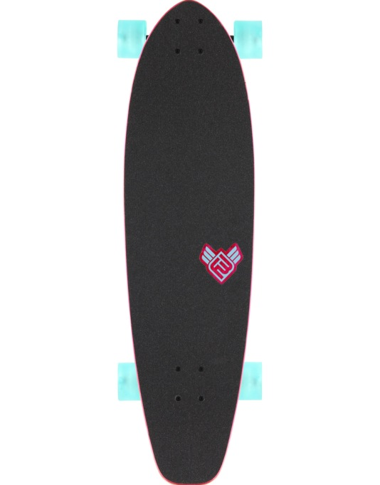 "Flying Wheels Flamingo Longboard - 34"" x 9.25"""