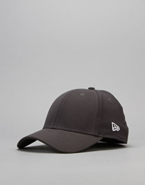 New Era 39Thirty Flag Collection Cap - Graphite/White
