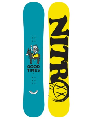 Nitro Good Times UK LTD 2016 Snowboard - 155