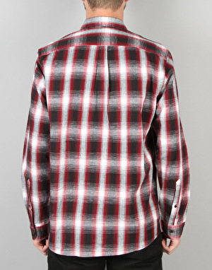 Levi's Skateboarding Reform L/S Shirt - Calamint Jester Red Plaid
