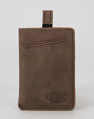 Dickies Larwill Card Holder - Brown
